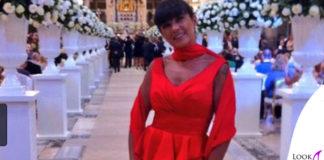 Ana Laura Ribas abito CarloPignatelli