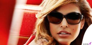 Eva Mendez sunglasses Vogue Timeless