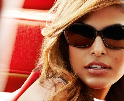 Eva Mendez sunglasses Vogue Timeless