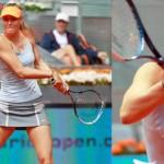 Maria Sharapova racchetta Head 2