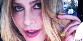 Stefania Orlando smalto kiko make up