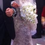 Valeria Marini nozze 3