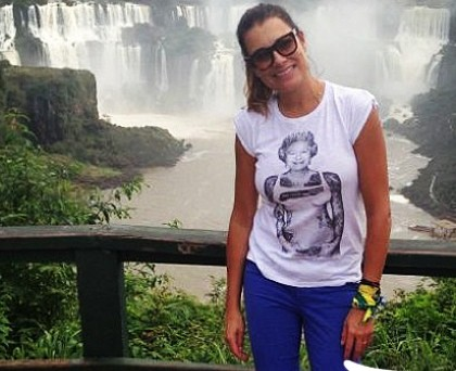 Alena Seredova tshirt MyTshirt