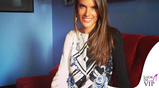 Alessandra Ambrosio abito EmilioPucci 2