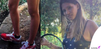 Carolina Marcialis scarpe Diadora
