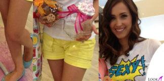 Caterina Balivo tshirt Parosh 2