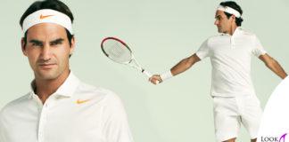 Roger Federer completino Nike