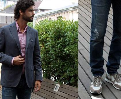 Bruno Cabrerizo scarpe VoileBlanche Oscar