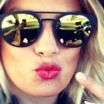 Emma Marrone occhiali ItaliaIndipendent I-AceMetal 2