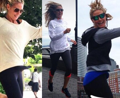 Heidi Klum leggings HKNB