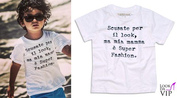 Nathan Falco Briatore tshirt Happiness occhiali RayBan 2