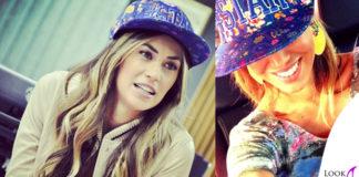 Melissa Satta Belen Rodriguez cappellino DieciEDieci #Star