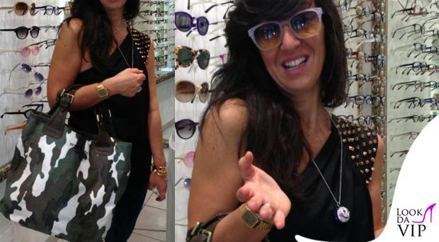 Manuela Aureli borsa SevereGusts