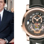 Nicolas Cage orologio Montblanc 2