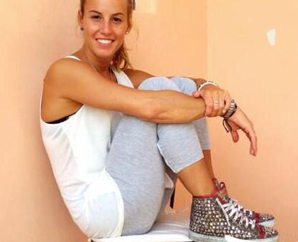 Tania Cagnotto scarpe Stokton