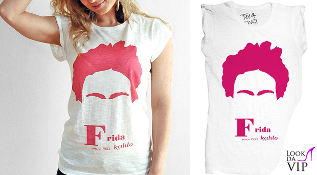 tshirt Tee4Two Frida
