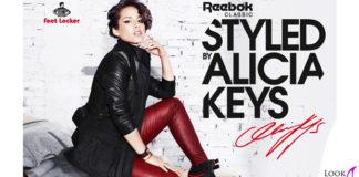 Alicia Keys scarpe Reebok