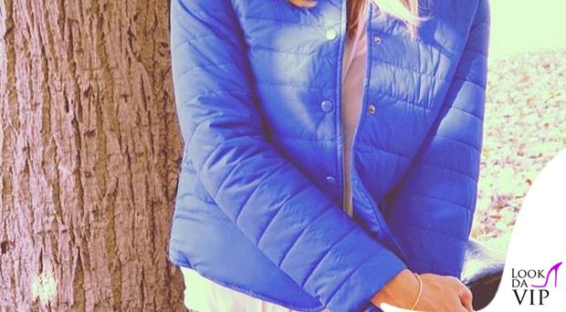 Filippa Lagerback giacca OVS 2