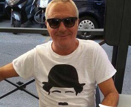 Giorgio Panariello tshirt Tee4two