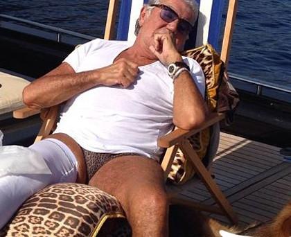 Roberto Cavalli boxer RobertoCavalli