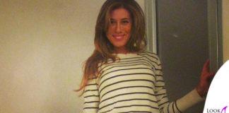 Virginia Raffaele maglia Stefanel