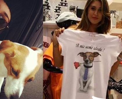 Cecilia Rodriguez tshirt Tip&Top