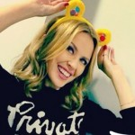 Kylie Minogue felpa ZoeKarssen