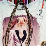 Margherita Zanatta tshirt Manymal coniglio