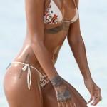 Rihanna bikini Roberto Cavalli