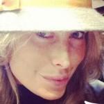 Silvia Abbate cappello Borsalino
