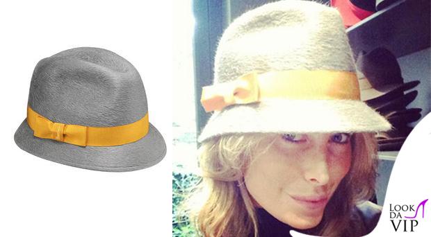 Silvia Abbate cappello Borsalino 2
