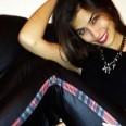 Ariadna Romero leggings f**k piumino f**k