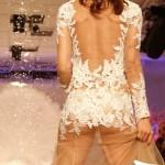 Elisabetta Canalis abito sposa Alessandro Couture 2