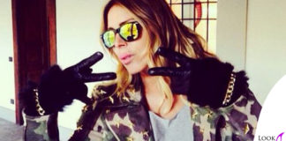 Guendalina Canessa giacca Mia Bag guanti Truefake tshirt Tshirtfabulous