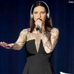 Laura Pausini tour abiti Armani 3