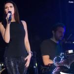 Laura Pausini tour abiti Armani 5