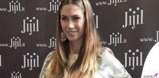 Melissa Satta abito Jijil