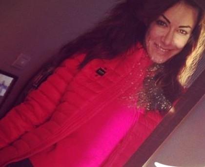 Melita Toniolo piumino Blauer pantaloni Sweet Years