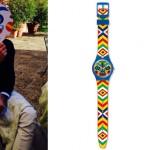 Mika orologio Swatch