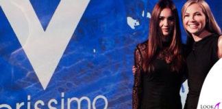 Silvia Toffanin Verissimo abito Mangano