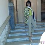 Ana Laura Ribas giacca camicia pantalone BeatriceB 3