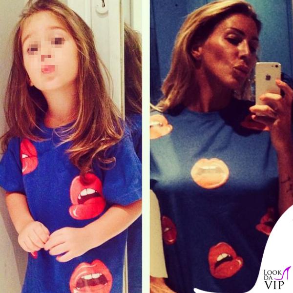 innovative design 301b1 d11ea Guendalina Canessa sceglie la t-shirt di Civico 67 - Look da Vip