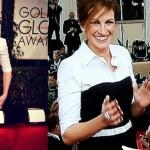 Julia Roberts Golden Globes abito Dolce e Gabbana 2