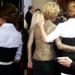 Julia Roberts Golden Globes abito Dolce e Gabbana 5