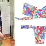 Justine Mattera bikini Bikini Lovers stivali Ugg 2