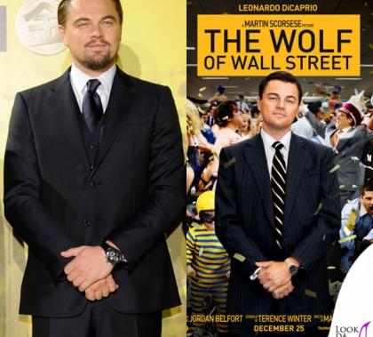 Leonardo DiCaprio Martin ScorseseThe Wolf of Wall Street Tokyo abiti Giorgio Armani 5