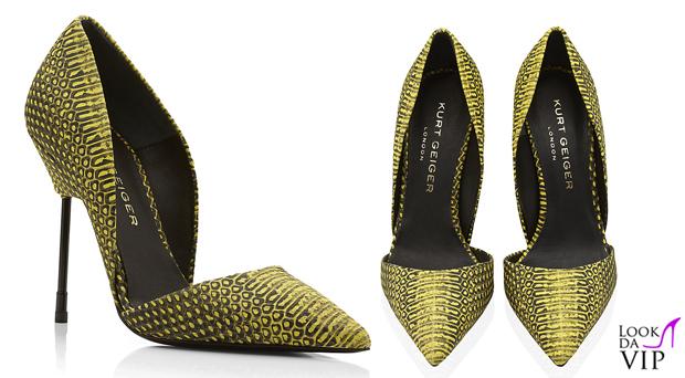 3b00e0ef19a55 scarpe Kurt Geiger - Look da Vip