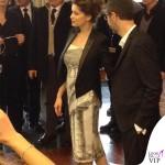 Laetitia Casta Sanremo 2014 abito Dolce&Gabbana 3