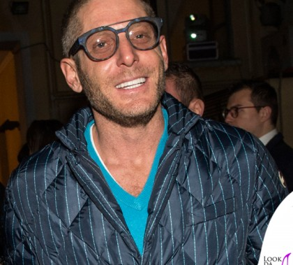 Lapo Elkann Colmar Italian Independent Milano Fashion Week