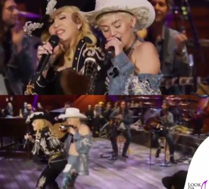 MTV Umplugged Madonna total Fausto Puglisi Miley Cyrus total Ashish 2